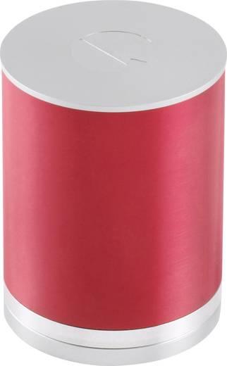 Thermogenerator-Ladegerät Powerspot Micro Red MICRO-R Rot-Silber