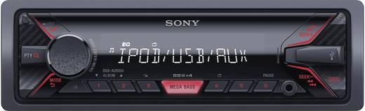 Sony DSX-A200UI Autoradio Anschluss für Lenkradfernbedienung