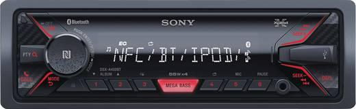Sony DSX-A400BT Autoradio Anschluss für Lenkradfernbedienung, Bluetooth®-Freisprecheinrichtung