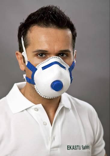 Feinstaubmaske mit Ventil FFP2 EKASTU Sekur Mandil Soft V 412 084 5 St.
