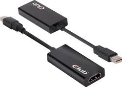 DisplayPort / HDMI adaptér club3D CAC-1170, černá