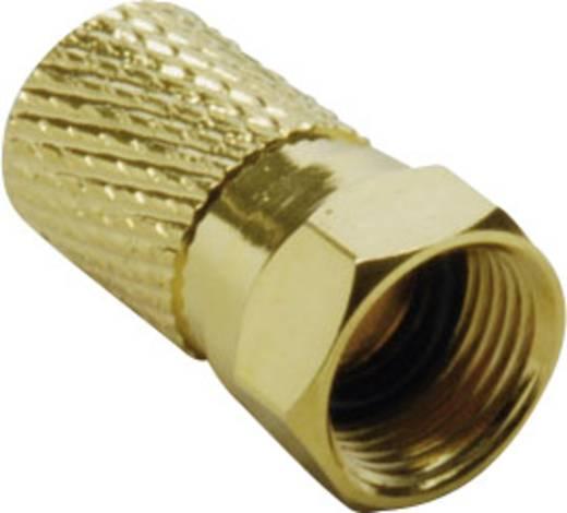 F-Stecker Twist-On Kabel-Durchmesser: 8.5 mm
