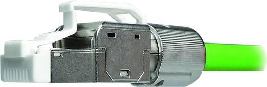 RJ45-Stecker CAT6 Stecker, gerade Pole: 8P8C+2 Y-CONPROFIXPLUG-61 Metall, Vernickelt Yamaichi Y-CONPROFIXPLUG-61 1 St.