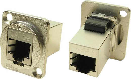 XLR Adapter FTP RJ45 Cat5e Adapter, Einbau CP30220SM Cliff Inhalt: 1 St.