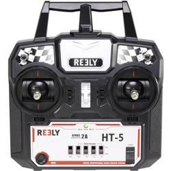 Ruční dálkové ovládání Reely HT-5, 2,4 GHz, Kanálů 5, vč. přijímače