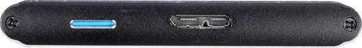 SATA-Festplatten-Gehäuse 2.5 Zoll Renkforce Slim USB 3.0