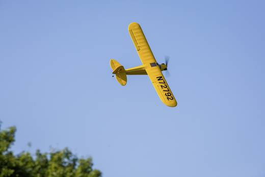 E-flite UMX J-3 Cub RC Indoor-, Microflugmodell BNF 670 mm