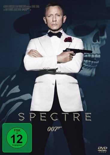DVD James Bond Spectre FSK: 12