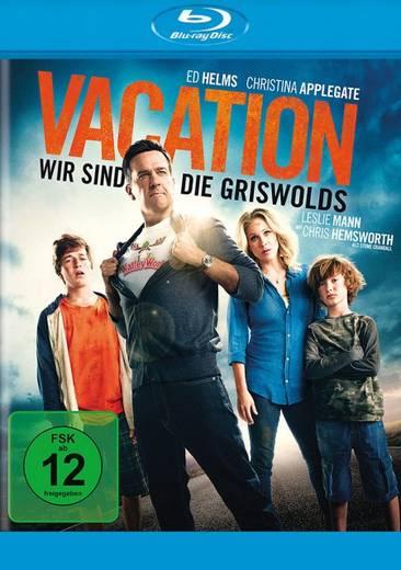 blu-ray Vacation Wir sind die Griswolds FSK: 12