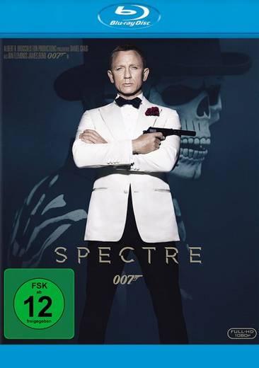 blu-ray James Bond Spectre FSK: 12
