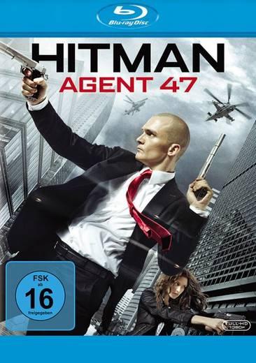blu-ray Hitman: Agent 47 FSK: 16