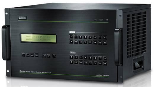 ATEN VM1600 16 Port HDMI-Matrix-Switch Seamless-funktion, über PC steuerbar 1920 x 1200 Pixel