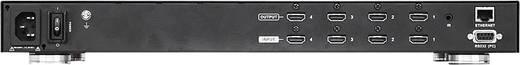ATEN VM5404H-AT-G 4 Port HDMI-Matrix-Switch mit Fernbedienung 1920 x 1080 Pixel
