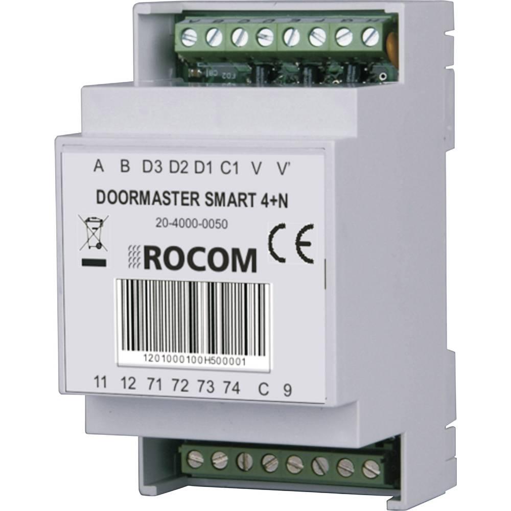Rocom Doormaster Smart PAL Türsprechanlage Kabelgebunden Adapter ...