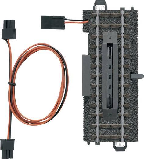 H0 Märklin C-Gleis (mit Bettung) 20997 Entkupplungsgleis, elektrisch 94.2 mm