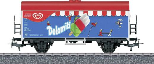"Märklin Start up 44214 H0 Kühlwagen ""Dolomiti"" der Unilever Deutschland Holding GmbH"