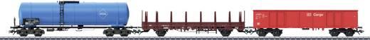 "Märklin 46190 H0 3er-Set Güterwagen ""Moderner Güterverkehr"""