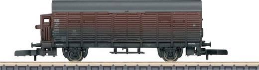 Märklin 82263 Z Gedeckter Güterwagen Typ Gl 11 der DB Mit Bremserhaus
