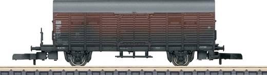 Märklin 82266 Z Gedeckter Güterwagen Typ Gl 11 der DB Mit Bremserbühne