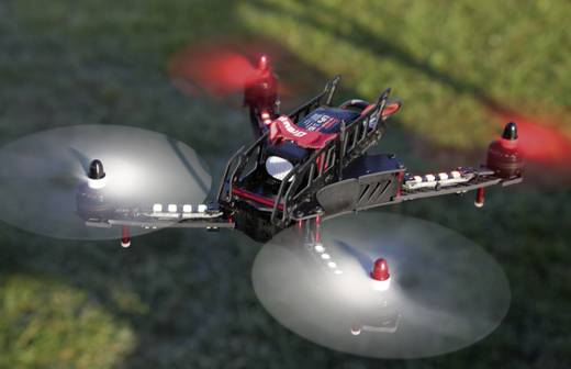 3D Copter Alpha 300Q HoTT