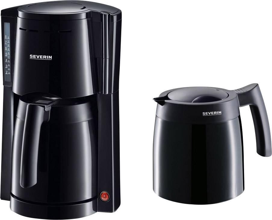 Kaffeemaschine Severin KA 9234 Schwarz Fassungsvermögen Tassenu003d8