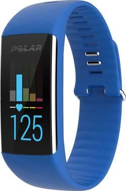 Fitness hodinky s integrovaným senzorem Polar A360 Blau, velikost: M, modrá