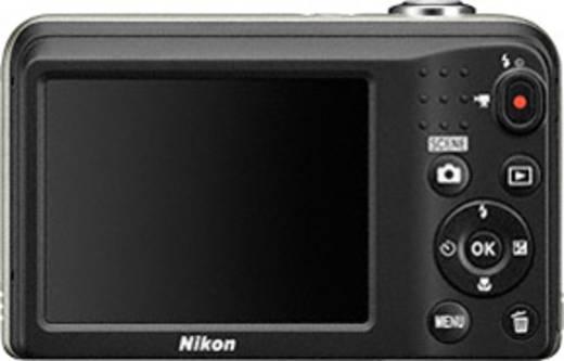 Nikon Coolpix A10 Digitalkamera 16.1 Mio. Pixel Opt. Zoom: 5 x Silber