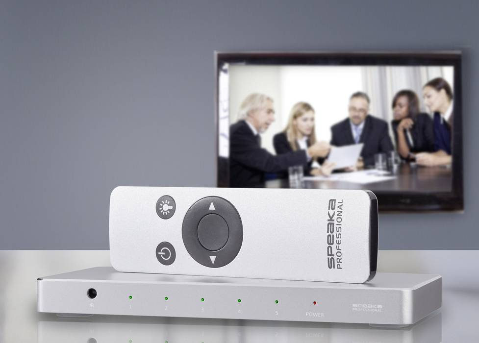Speaka Professional HDMI Switch