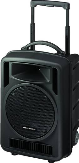 mobiler lautsprecher mobiler pa lautsprecher 25 cm 10 zoll monacor txa 1020 akkubetrieben. Black Bedroom Furniture Sets. Home Design Ideas