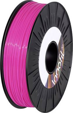 Filament Innofil 3D ABS PINK plastique ABS 2.85 mm rose 750 g