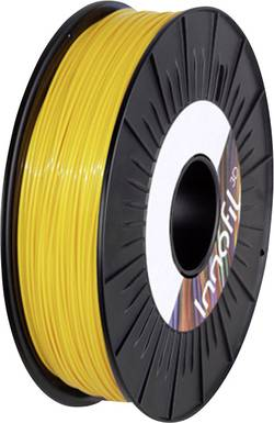 Filament Innofil 3D INNOFLEX 45 YELLOW composé PLA, filament flexible 1.75 mm jaune 500 g