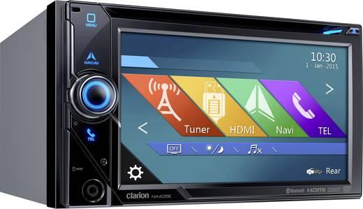 Clarion NX405DAB Navigationsgerät, Festeinbau Europa Integriertes Navigationssystem