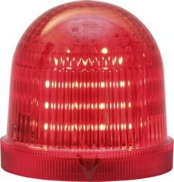 Signální osvětlení LED Auer Signalgeräte AUER, červená, trvalé světlo, blikající světlo, 24 V/DC, 24 V/AC