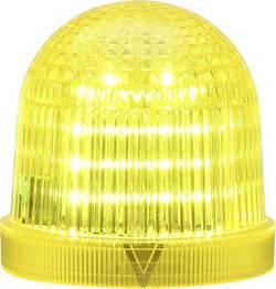 Signální osvětlení LED Auer Signalgeräte AUER, žlutá, trvalé světlo, blikající světlo, 24 V/DC, 24 V/AC