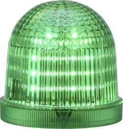 Signální osvětlení LED Auer Signalgeräte AUER, zelená, trvalé světlo, blikající světlo, 24 V/DC, 24 V/AC