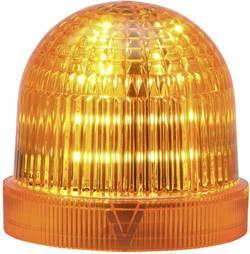 Signální osvětlení LED Auer Signalgeräte AUER, oranžová, zábleskové světlo, 24 V/DC, 24 V/AC