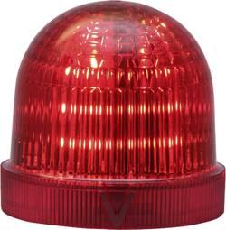 Signální osvětlení LED Auer Signalgeräte AUER, červená, zábleskové světlo, 24 V/DC, 24 V/AC