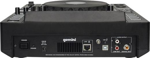 DJ Einzel Media-Player Gemini MDJ-1000