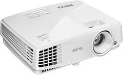 Image of BenQ Beamer MS527 DLP Helligkeit: 3300 lm 800 x 600 SVGA 13000 : 1 Weiß