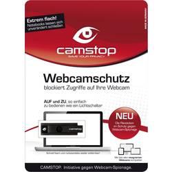 Bezpečnostní krytka na web kameru notebooku camstop Webcamsecurity