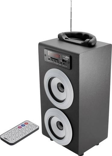 Bluetooth® Lautsprecher Caliber Audio Technology HPG415BT USB, SD ...