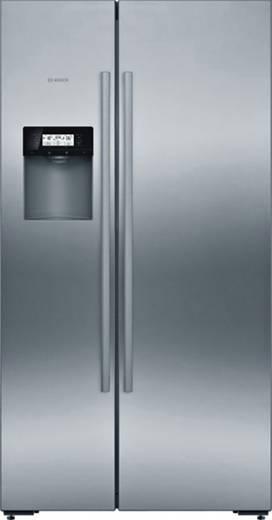 Gefrier-Kombination 541 l Bosch SbS-Kühlschrank ...