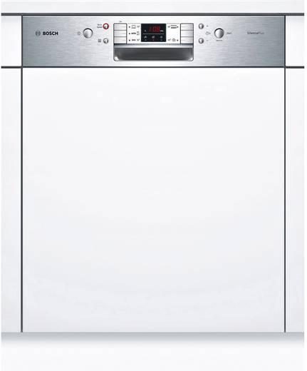 einbau geschirrsp ler 59 8 cm bosch serie 6 a teilintegrierbar edelstahl online kaufen. Black Bedroom Furniture Sets. Home Design Ideas