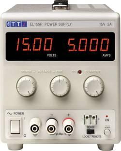 Image of Aim TTi EL155R Labornetzgerät, einstellbar 0 - 15 V/DC 0 - 5 A 75 W Anzahl Ausgänge 1 x