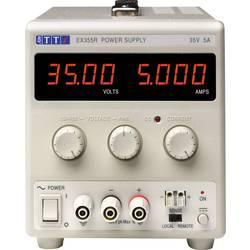 Laboratorní zdroj s nastavitelným napětím Aim TTi EX355R, 0 - 35 V/DC, 0 - 5 A, 175 W, Počet výstupů: 1 x
