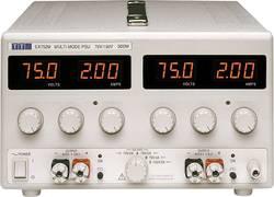 Alimentation de laboratoire réglable Aim TTi 51153-1500 0 - 150 V/DC 0 - 2 A 300 W Nbr. de sorties 2 x 1 pc(s)