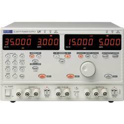 Laboratorní zdroj s nastavitelným napětím Aim TTi QL564T SII, 0 V - 56 V/DC, 0 - 3 A, 242 W, Počet výstupů: 3 x