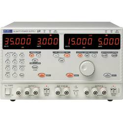 Laboratorní zdroj s nastavitelným napětím Aim TTi QL355TP SII, 0 - 35 V/DC, 0 - 3 A, 228 W, Počet výstupů: 3 x