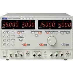 Laboratorní zdroj s nastavitelným napětím Aim TTi QL564TP SII, 0 - 56 V/DC, 0 - 3 A, 242 W, Počet výstupů: 3 x