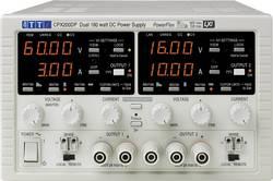Image of Aim TTi CPX200DP Labornetzgerät, einstellbar 0 - 60 V/DC 0 - 10 A 360 W GPIB, LAN, LXI, RS-232, USB Anzahl Ausgänge 2 x
